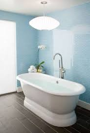 Glass Tiles Bathroom 33 Best White And Turquoise Bathrooms Images On Pinterest