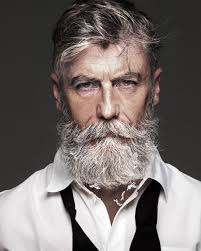 60 year old man hairstyle this hot 60 year old male model will remind you age is just a