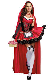 Women U0027s Little Red Costume