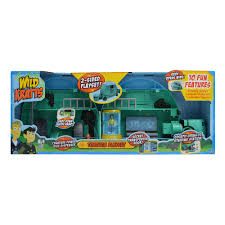 the official pbs kids shop wild kratts tortuga play set