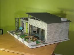 Modern Mini Houses by Mini Modern House Mini House 2 Modern Mini House Makes A Big