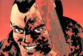 spirit halloween walking dead enter negan everything you need to know about the walking dead u0027s