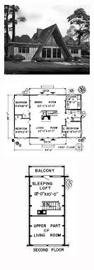 a frame house plan 49 best a frame house plans images on architecture