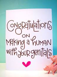 Star Wars Congratulations Card Funniest Ways To Tell Your Partner You U0027re Pregnant