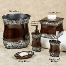 bathroom accessory sets touch of class monaco lotion soap