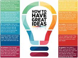 how to great ideas great ideas success
