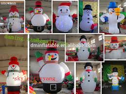 John Deere Outdoor Christmas Decorations by Gooood Shopping Mall Glass Christmas Decoration Snowman