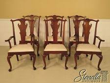 Hickory Dining Room Chairs by Hickory Chair Dining Ebay