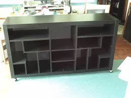 ikea expedit asian inspired entertainment center ikea hackers