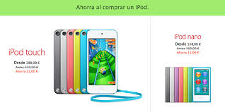 black friday ipod touch llegan los descuentos del black friday a la apple store