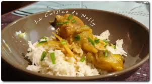 cuisine au gingembre poulet au gingembre la cuisine de nelly
