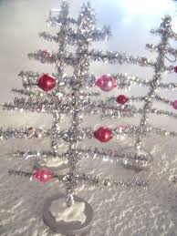 49 best tinsel tree images on tinsel tree white