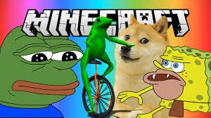 Memes Minecraft - memes in minecraft 箍 齧 箍 youtube