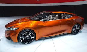 nissan orange updated 2014 nissan sports sedan concept brings 3 5 in lower