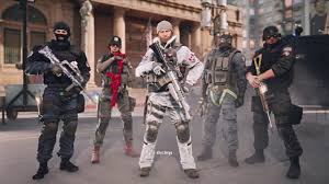 rainbow six siege triple ace youtube
