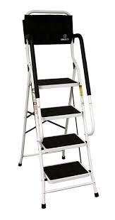 allstar innovations simple step 2 in 1 step stool and ladder with