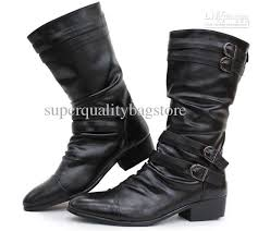 s knee boots on sale pointed toe s leather shoes knee high boots buckles