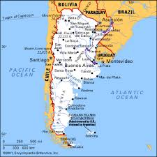 parana river map untitled document iihr of engineering the of