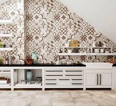 carrelage cr馘ence cuisine carrelage credence cuisine design mineral bio