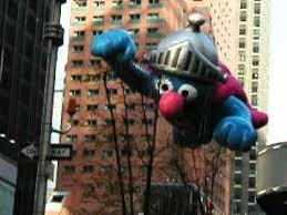 grover thanksgiving day parade 2003
