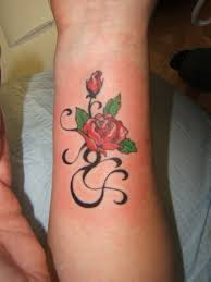 52 wrist tattoos