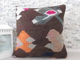 decorative pillows home decor home living gorgeous kilim pillow kilim cushion 20x20 decorative pillow aztec floor cushion turkish kilim lumbar boho pillow