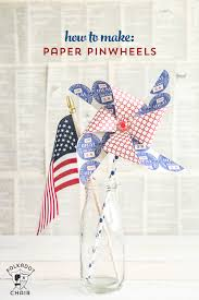4th of july craft ideas the polka dot chair