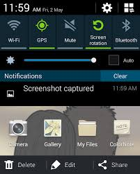 how to take a screen on an android how to take a screenshot on samsung galaxy tech advisor