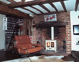 inglenook brick fireplace restoration portfolio images