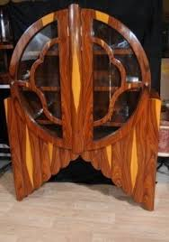 Art Nouveau Headboard by Art Deco Bookcases Foter