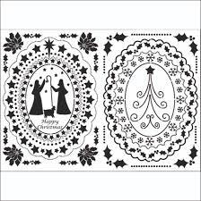 christmas grid kingfisher crafts