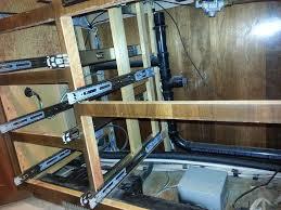 Kitchen Cabinet Shelf Slides Drawer Slides