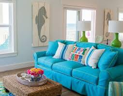 blue sofa decor ideas completely coastal