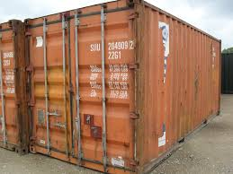 cheap container hire 20ft lockable storage container