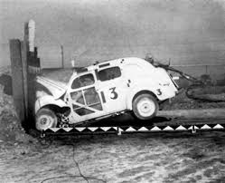 historic car crash puzzle