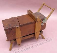 Dexter Rocking Chair Salesman Sample Patent Model Washer Sales Archive