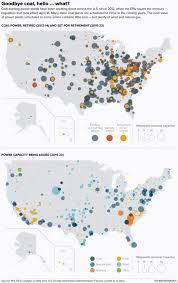 Coal Map Of The World inside the war on coal u2013 politico