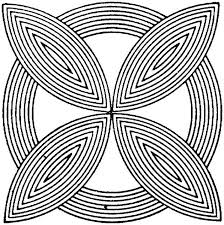 coloring pages geometric shapes coloring page geometry coloring