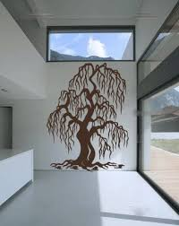 wall quote appliques weeping willow tree vinyl wall decal sticker