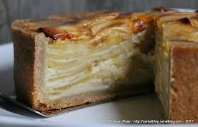 recette de cuisine grand mere tarte façon grand mère un grain de cuisine par thierry d issy