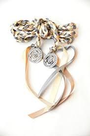 celtic handfasting cords divinity braid 4 charm celtic wedding handfasting 6ft