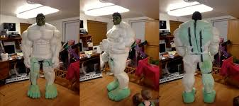 Halloween Costumes Hulk Incredible Hulk Costume