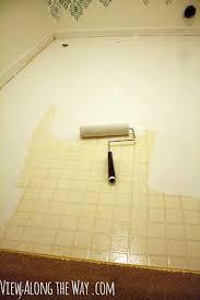 best 25 painting linoleum floors ideas on pinterest paint