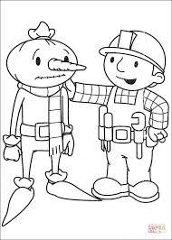 bob cheer spud coloring free printable coloring
