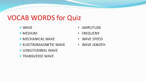 wave properties 6 p 1 1