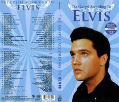 elvisnews the gospel according to elvis cd vinyl