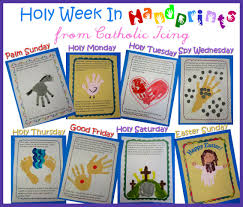 sunday crafts during holy week sunday activities