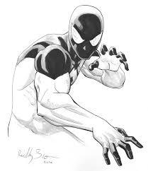 best 25 scarlet spider ideas on pinterest spiderman suit for