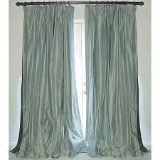 Silk Dupioni Curtains Custom Silk Drapes Luxury Curtains Dupioni 2018 Pottery Barn Clay