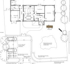 planning a garden layout first pass plans eco renovation of 1960s house